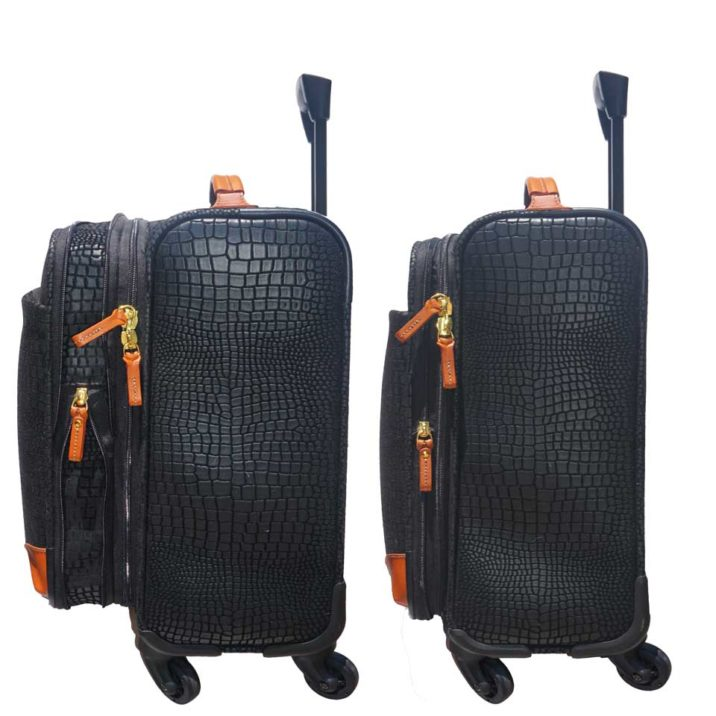 "MySAFARI 20"" Wide-Body Expandable Spinner"