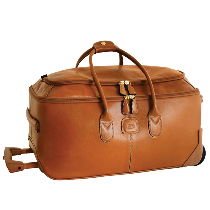 Life Pelle 21'' Carry-On Rolling Duffle Bag