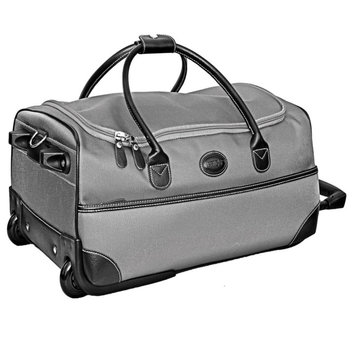 "Pronto 21"" Ultra Light Rolling Duffle Bag"