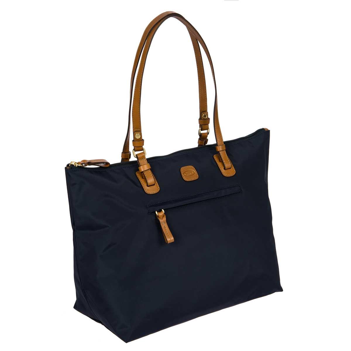 60367492b7b X-Bag Large Sportina 3-Way Shopper Tote Bag - Blue