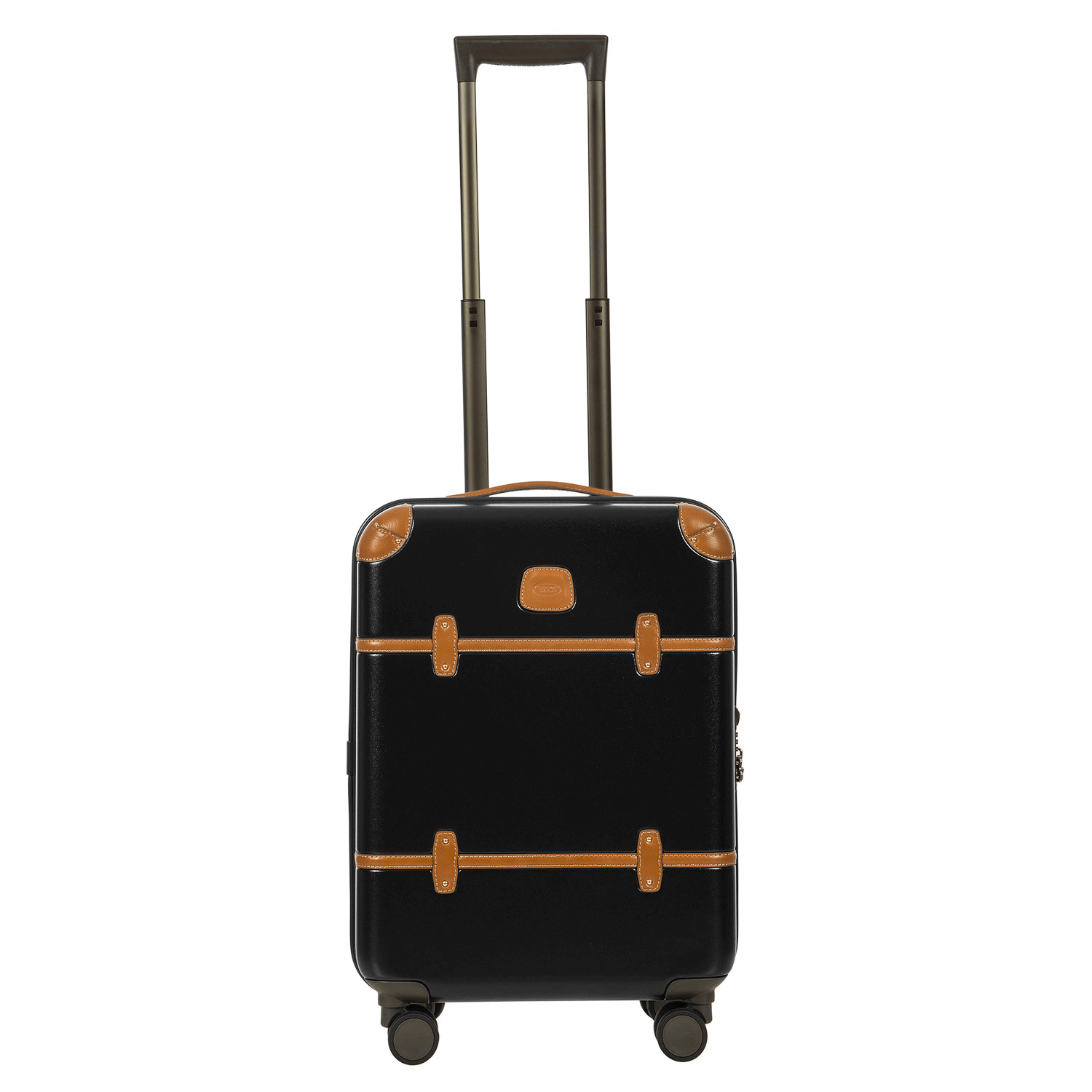 "Black Bellagio 21"" Carry-On Spinner BRIC'S Luggage"