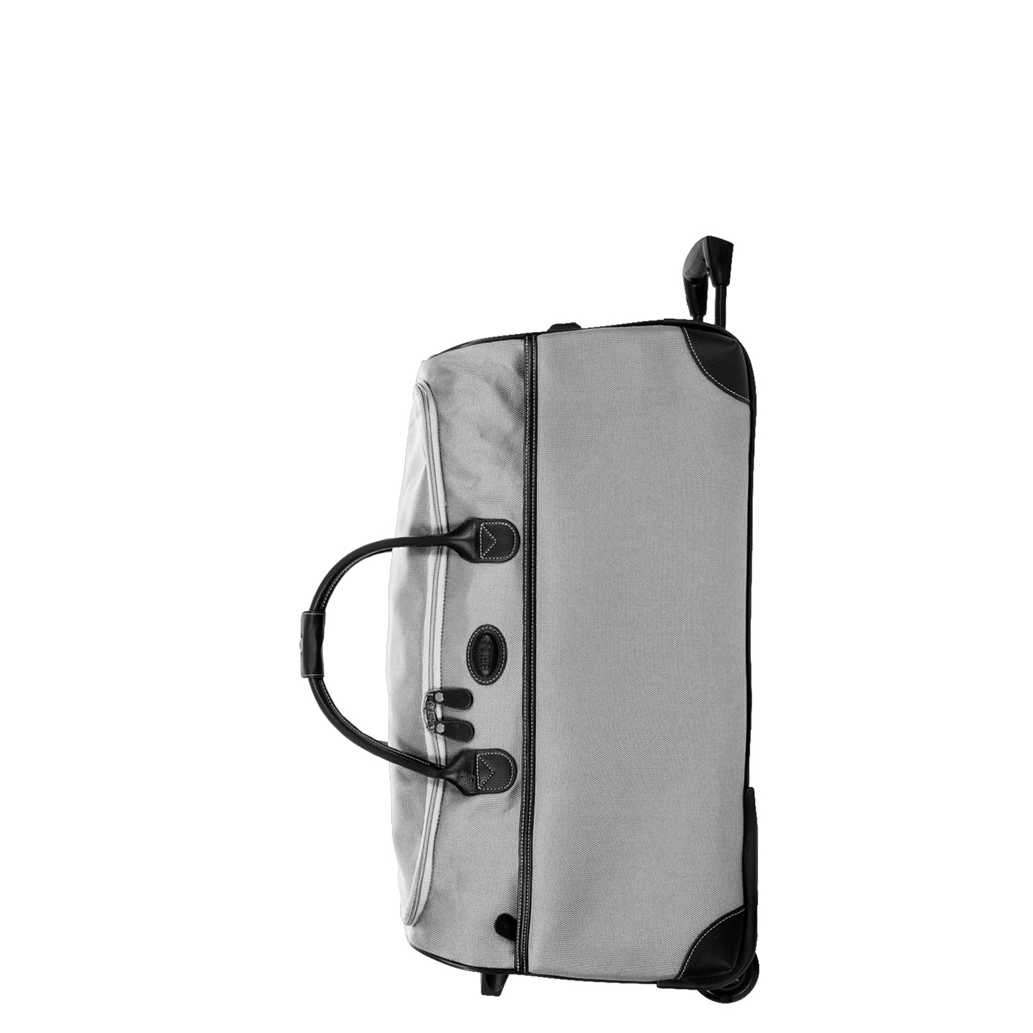 Pronto rolling duffle silver 21.jpg stand
