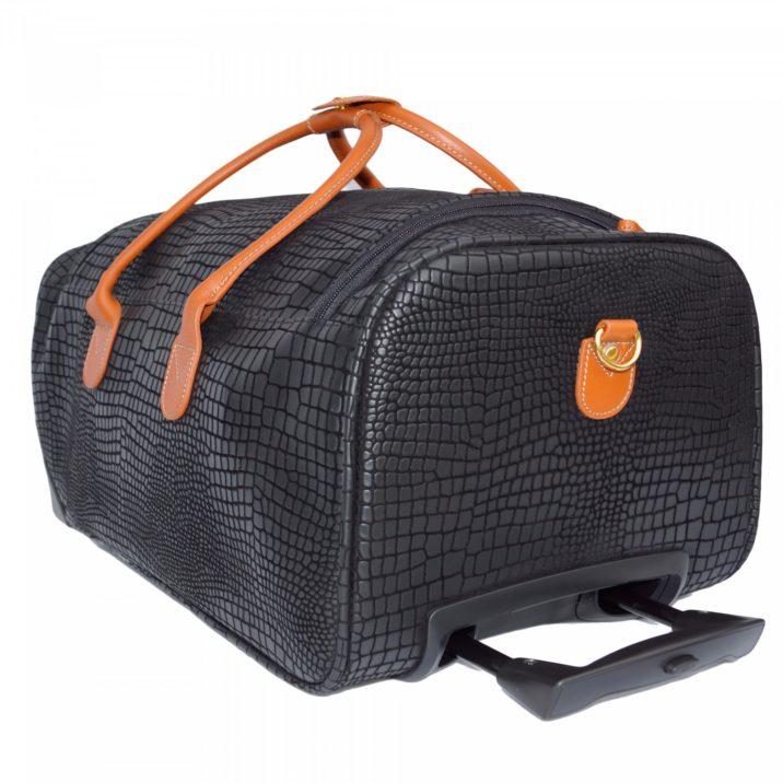 "MySAFARI 21"" Carry-On Rolling Duffle Bag"