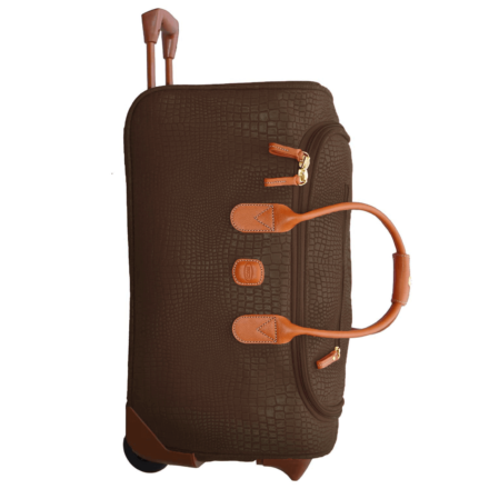 "MySAFARI 21"" Carry-On Rolling Duffle Bag"