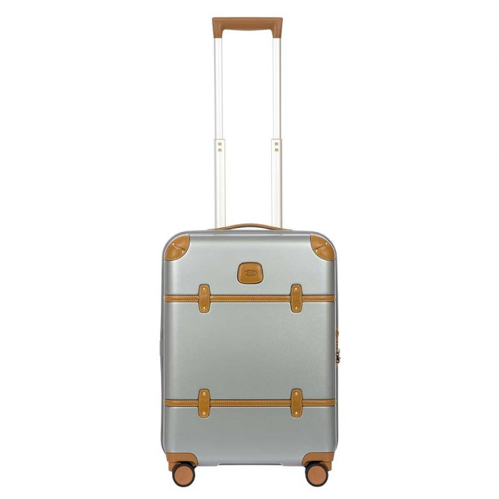 "Bellagio 21"" Carry-On Spinner - Slver 