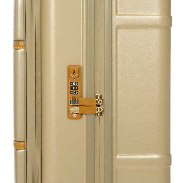 """Bellagio 21"""" Carry-On Spinner - Gold 