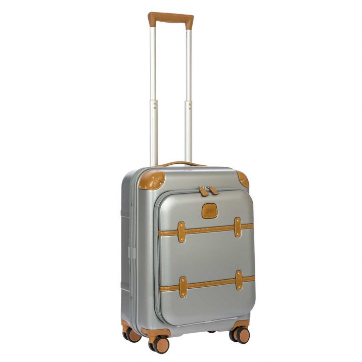 "BRIC'S Bellagio Business V2.0 21"" Carry-On Spinner - Silver 