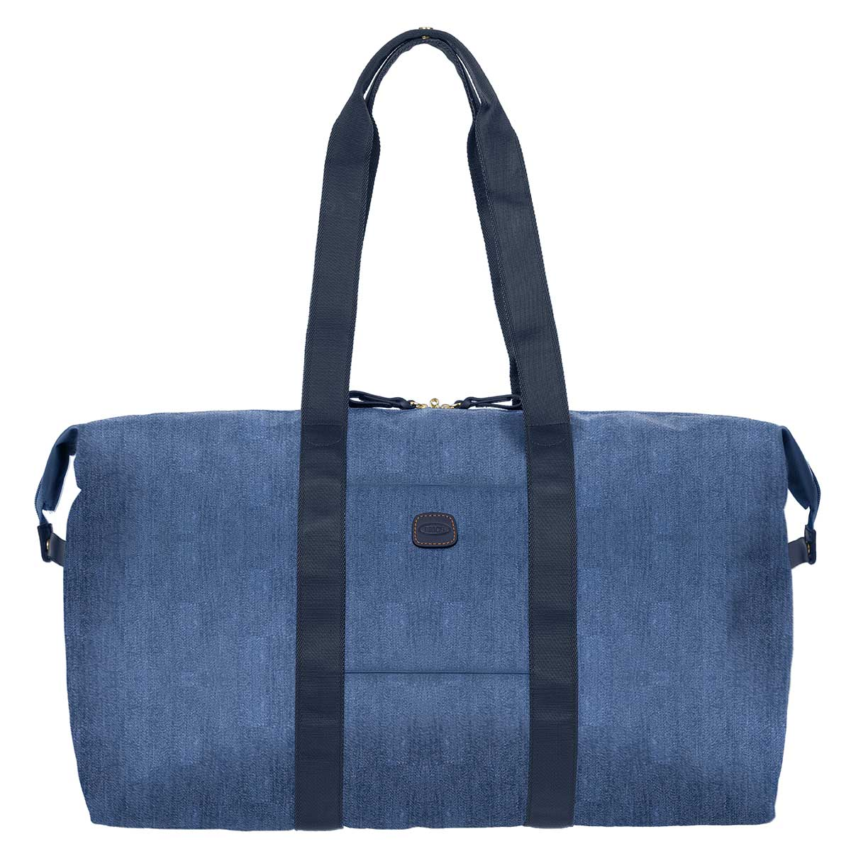 X-Bag 18″ Folding Duffle Bag - Jean Blue | BRIC'S Travel Bag