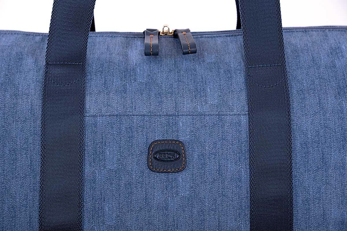 X-Bag 18″ Folding Duffle Bag - Jean Blue | BRIC'S Travel Bag
