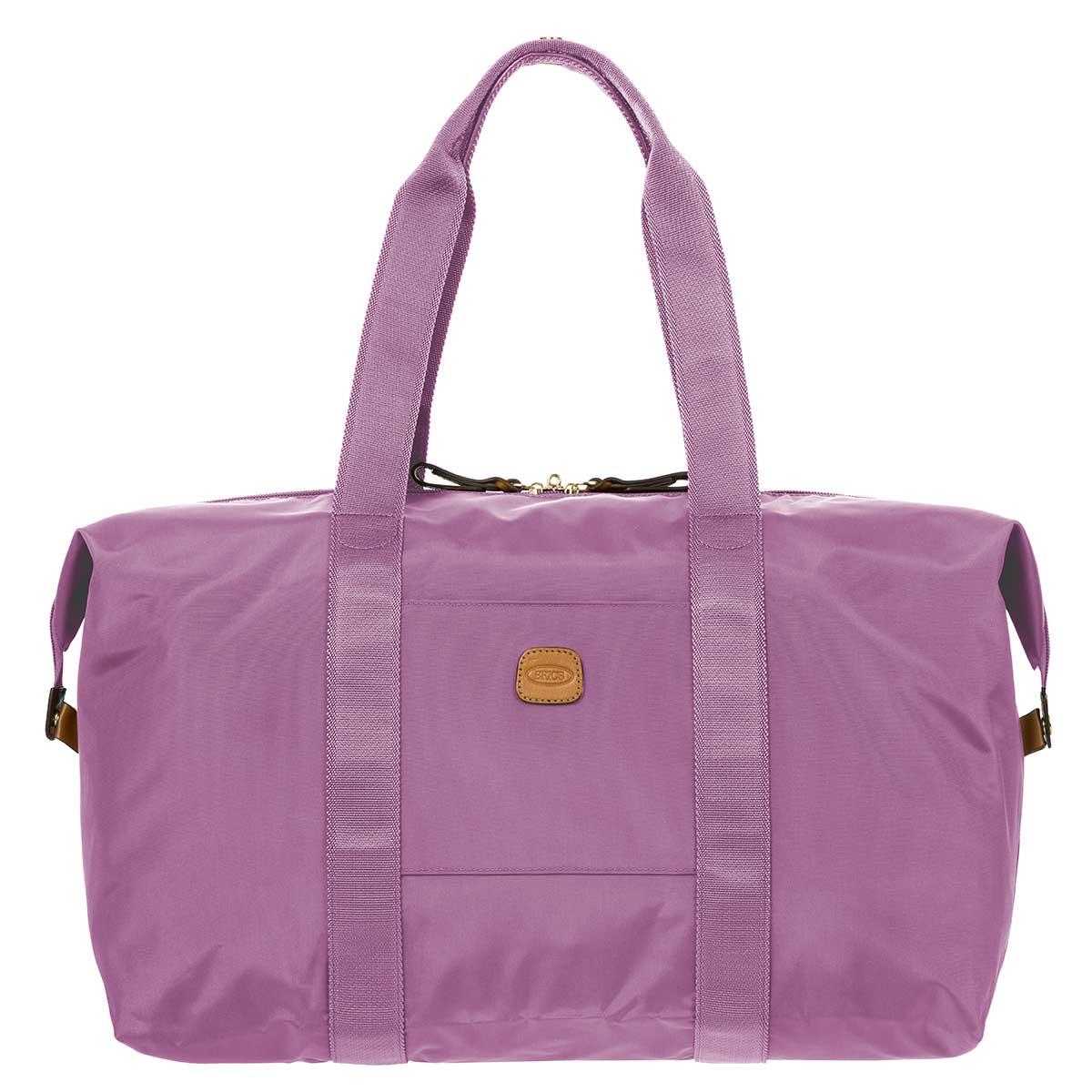 X-Bag 18″ Folding Duffle Bag - Wisteria   BRIC'S Travel Bag