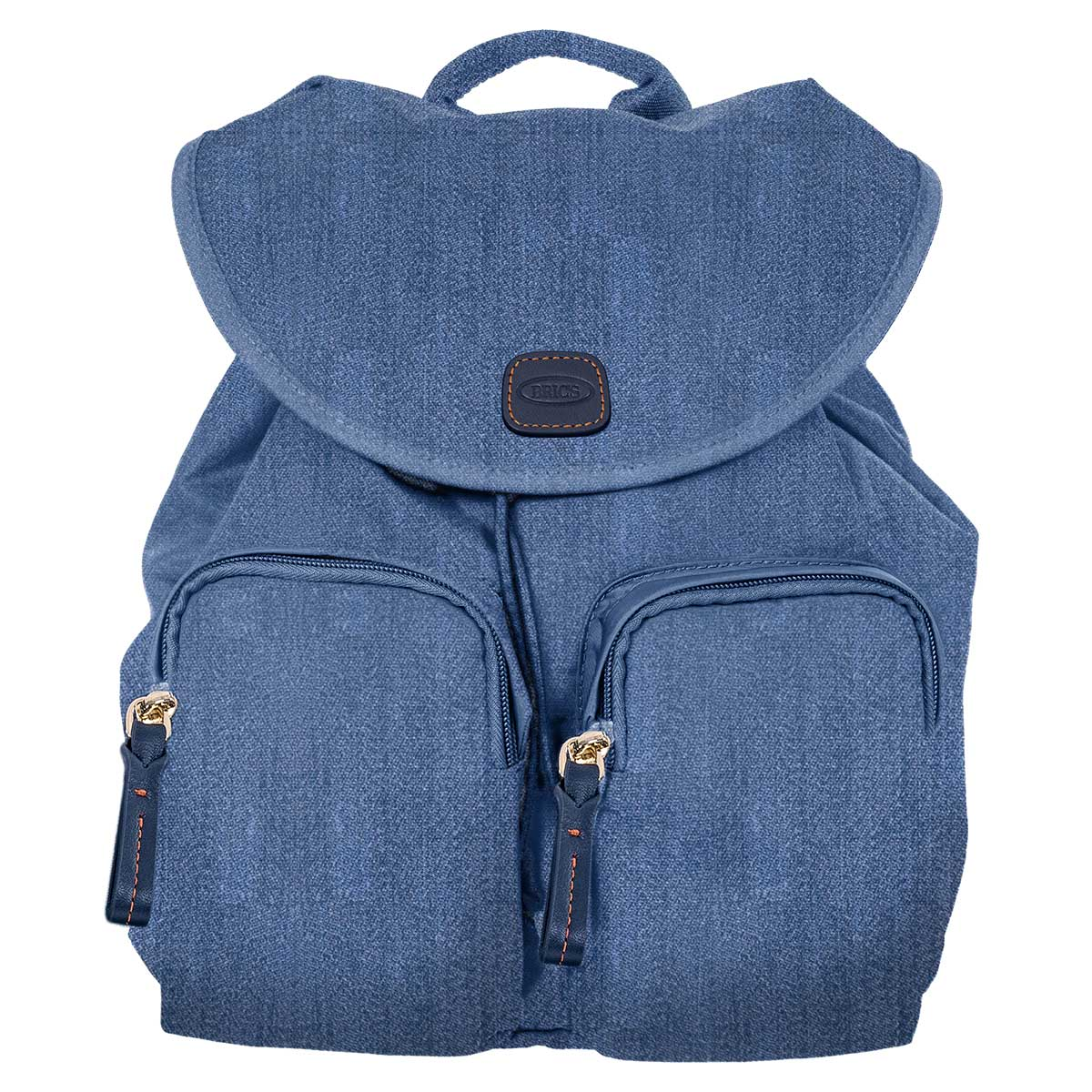 X-Bag Small City Backpack - Jean Blue | BRIC'S Travel Bags
