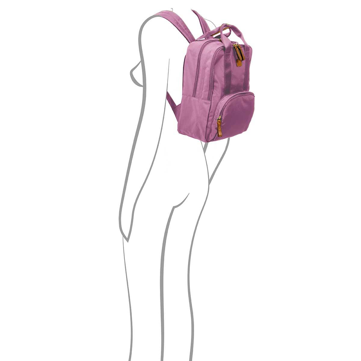 X-Bag Urban Backpack - Wisteria   Brics store luggage