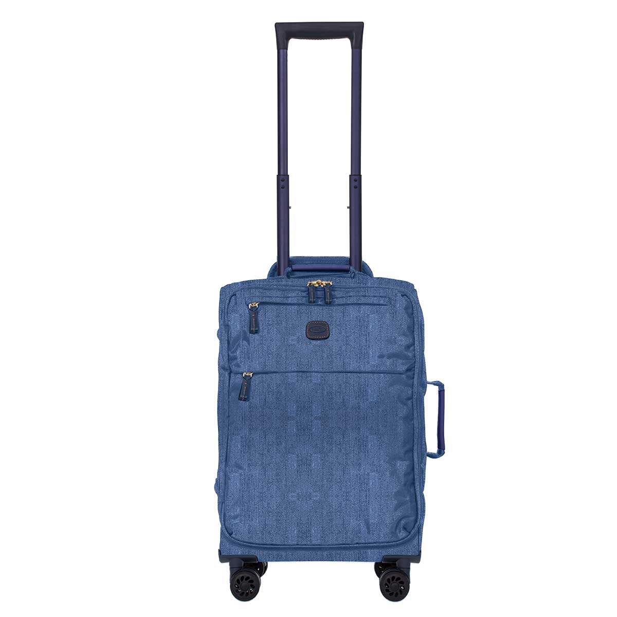 "BRIC'S X-Bag 21"" Carry-On Spinner - Jean Blue 