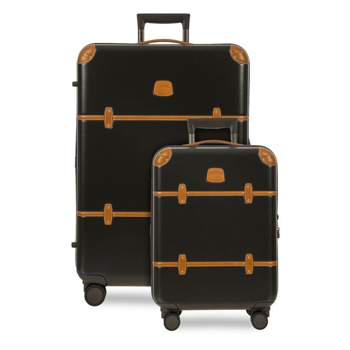 BRIC'S Bellagio 2-Piece Luggage Set in Black