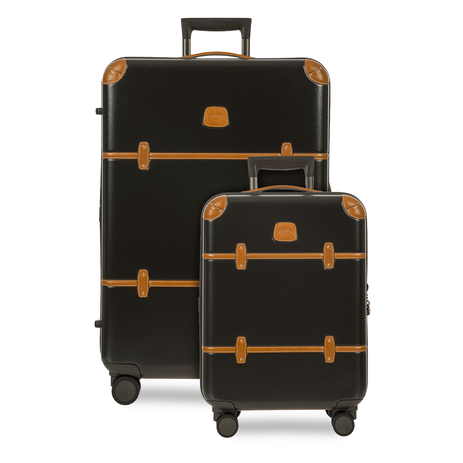 2 Bestselling Hardside Spinners consisting of a 21 Inch Carry-On and 30 Inch Spinner.
