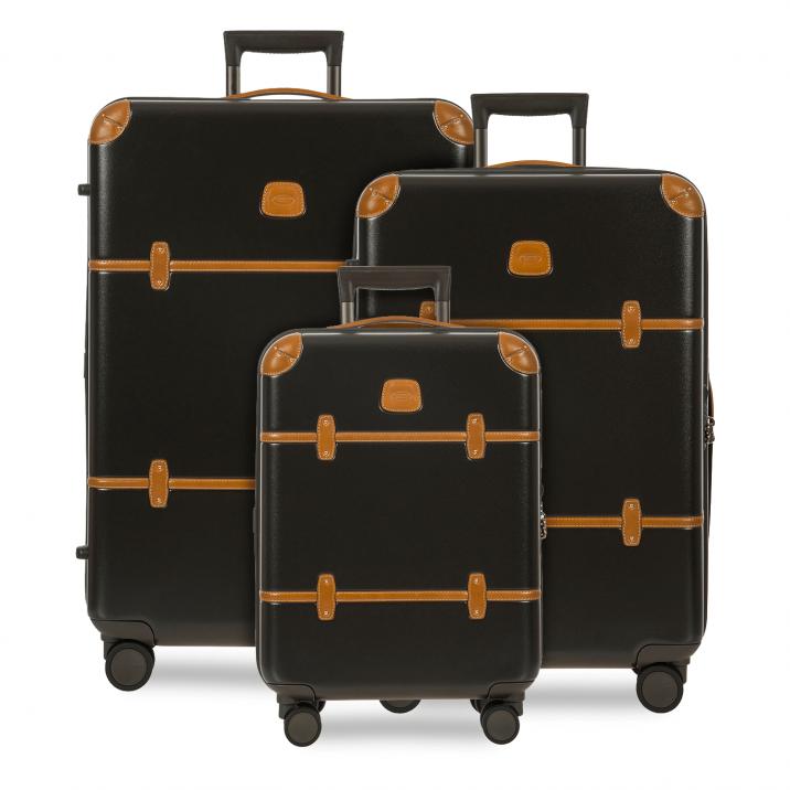 BRIC'S Bellagio 3-Piece Luggage Set in Black