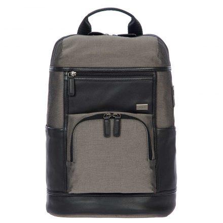 Torino Urban Backpack - Black & Gray | Brics Travel Bags