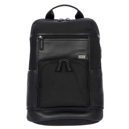Torino Urban Backpack - Black | Brics Travel Bags