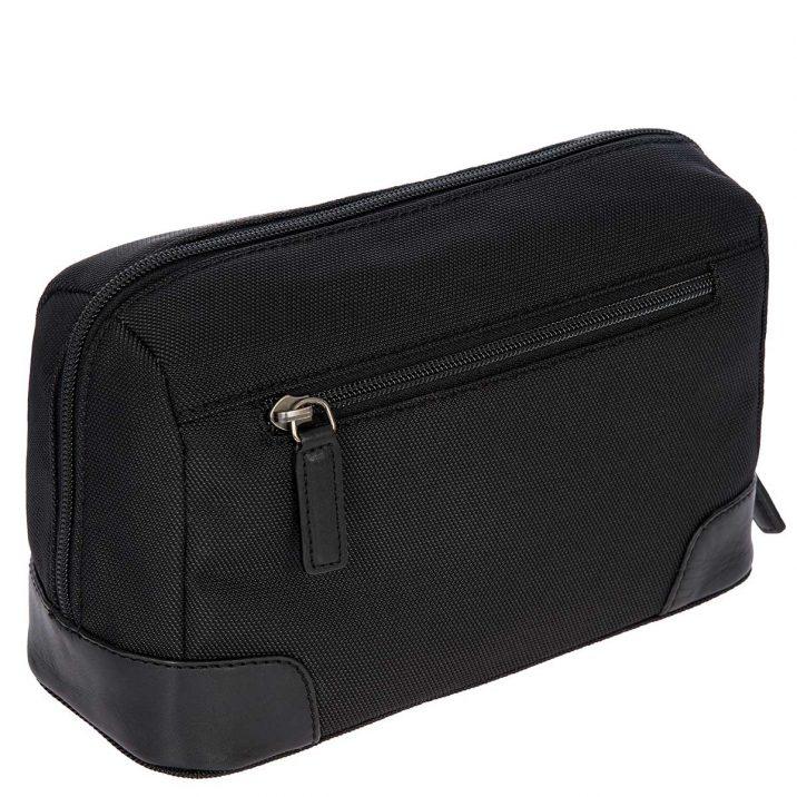 Monza Necessaire - Black | BRIC'S Luggage