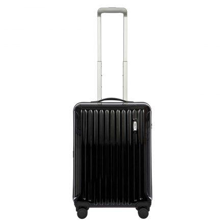 "Capri 21"" Carry-On Spinner - Black | BRIC'S Luggage"