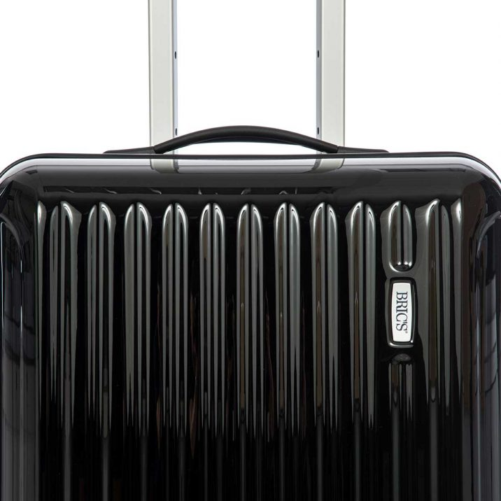 "Capri 21"" Carry-On Spinner - Black 