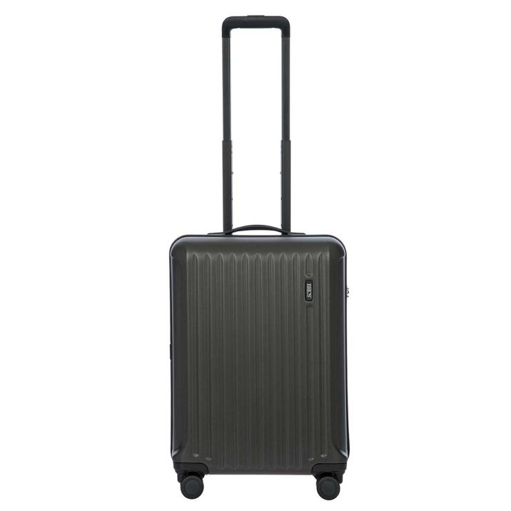 "Capri 21"" Carry-On Spinner - Gray 