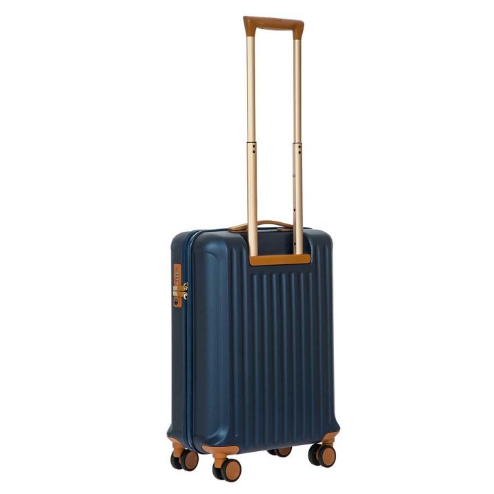 "Capri 21"" Spinner Carry-On - Blue 