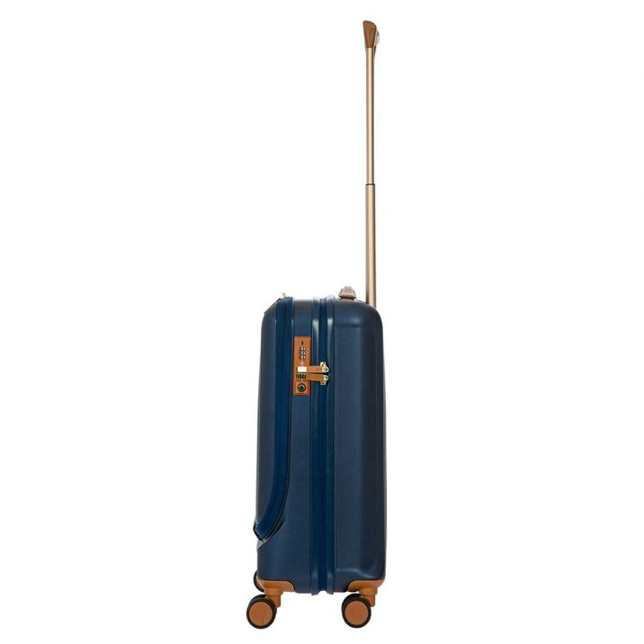 "Capri 21"" Spinner with Pocket - Blue 