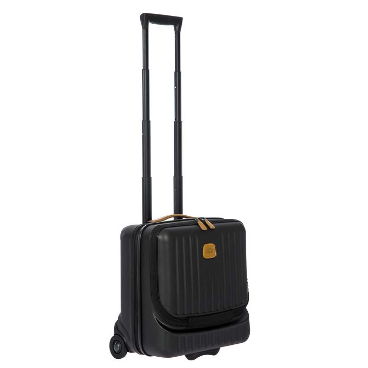 Capri Pilot Case - Black | BRIC'S Luggage