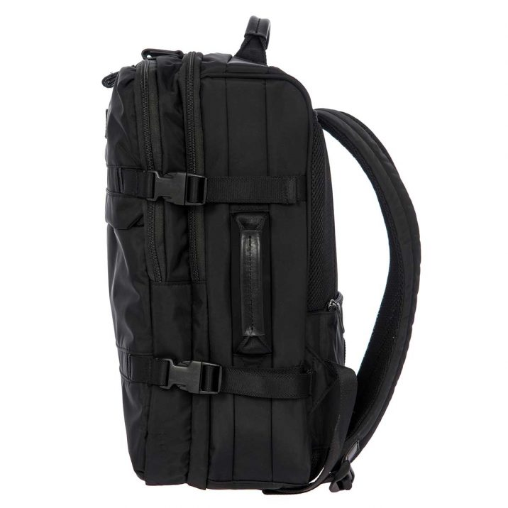 X-Bag Montagna Backpack - Black | BRIC'S Travel Bag