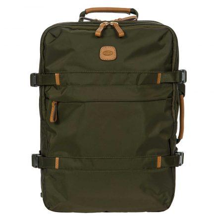 X-Bag Montagna Backpack - Olive | BRIC'S Travel Bag