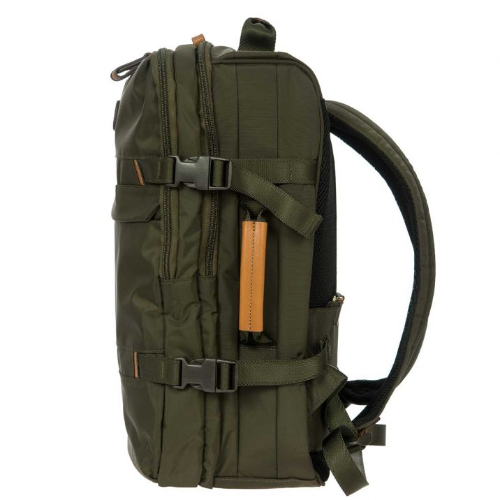 X-Bag Montagna Backpack - Olive | BRIC'S Travel Bag