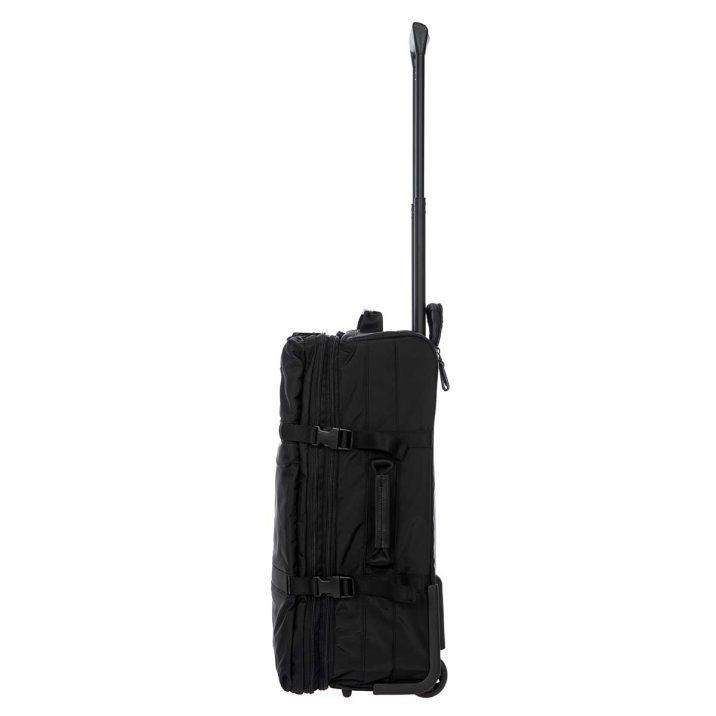 "X-Bag 21"" Montagna Trolley - Black | BRIC'S Travel Bag"