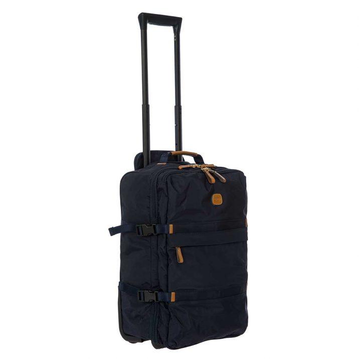 "X-Bag 21"" Montagna Trolley - Navy | BRIC'S Travel Bag"