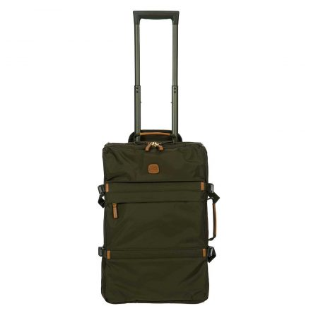 "X-Bag 21"" Montagna Trolley - Olive | BRIC'S Travel Bag"