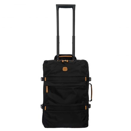 "X-Bag 21"" Montagna Trolley -Black | BRIC'S Travel Bag BXL48135.101"
