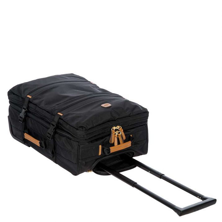 "X-Bag 21"" Montagna Trolley -Black 
