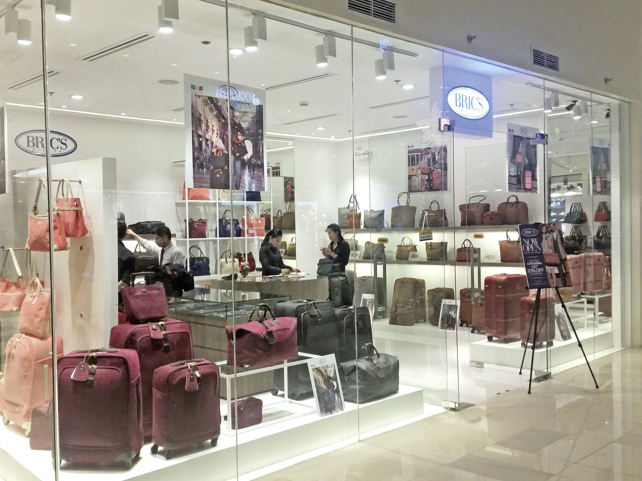 BRIC'S Travel Bag Store