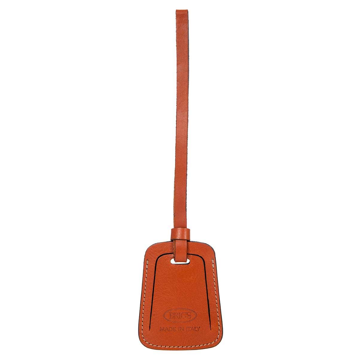 dc8d1753bc Leather Luggage Tag – Orange