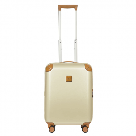 aac14a862b Amalfi 21″ Carry-On Spinner – Cream