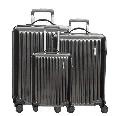 5b1de1836077e4 Riccione 3-Piece Set – Charcoal Grey – FINAL SALE