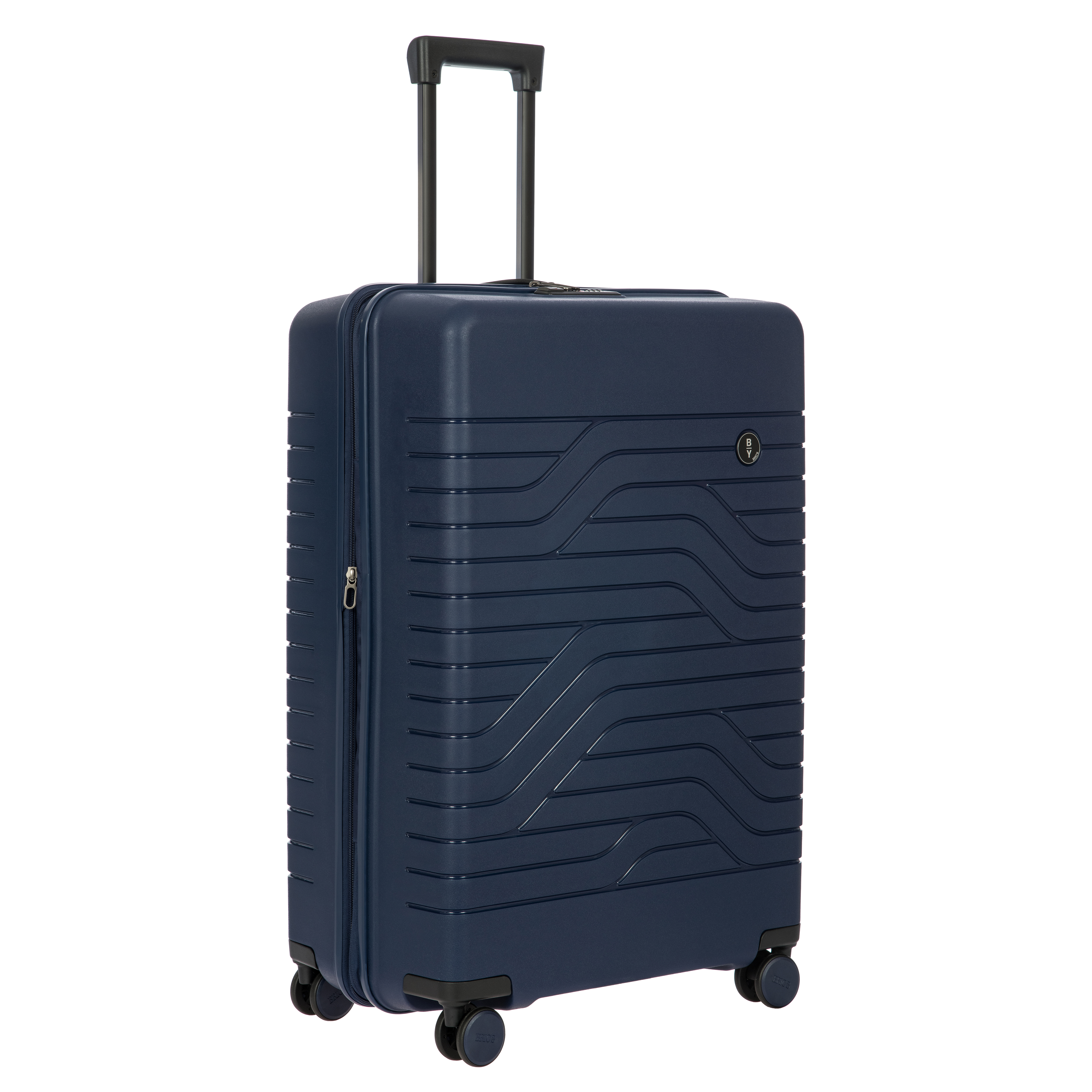32d86526d B|Y Ulisse 30″ Expandable Spinner – Blue | BRIC'S MILANO