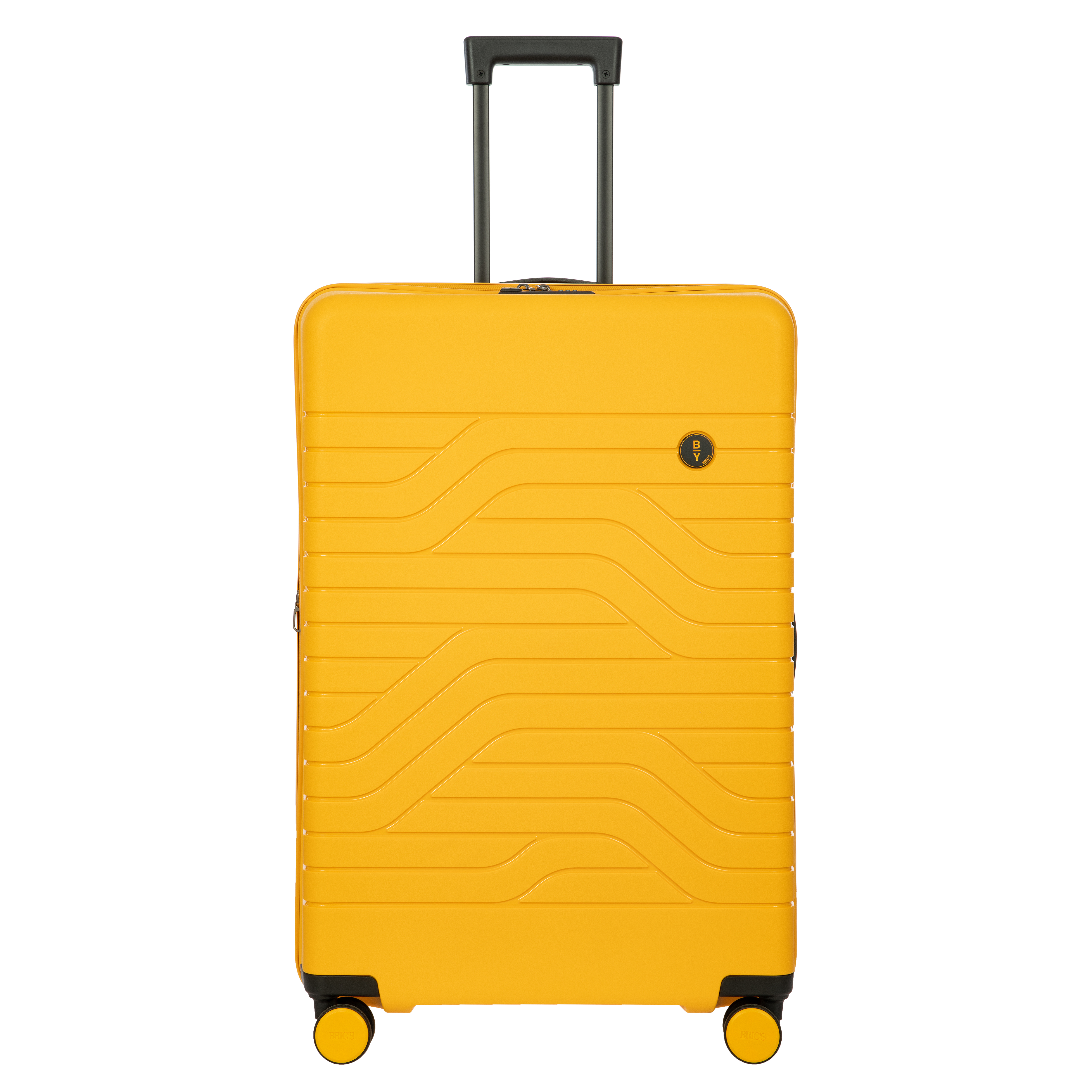 9edf445fd B|Y Ulisse 30″ Expandable Spinner – Yellow | BRIC'S MILANO