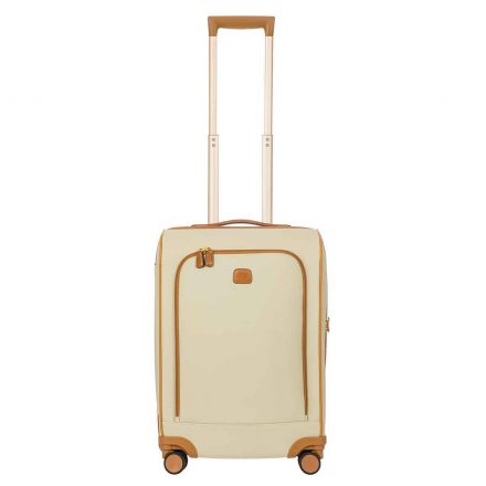 "FIRENZE 22"" SPLIT FRAME TROLLEY - CREAM"