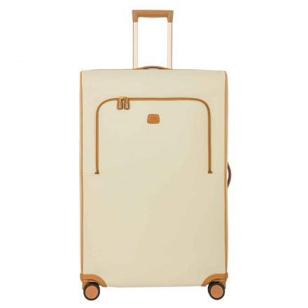 "FIRENZE 30"" SPLIT FRAME TROLLEY - CREAM"