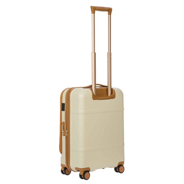 "BELLAGIO 21"" POCKET SPINNER TRUNK - CREAM"