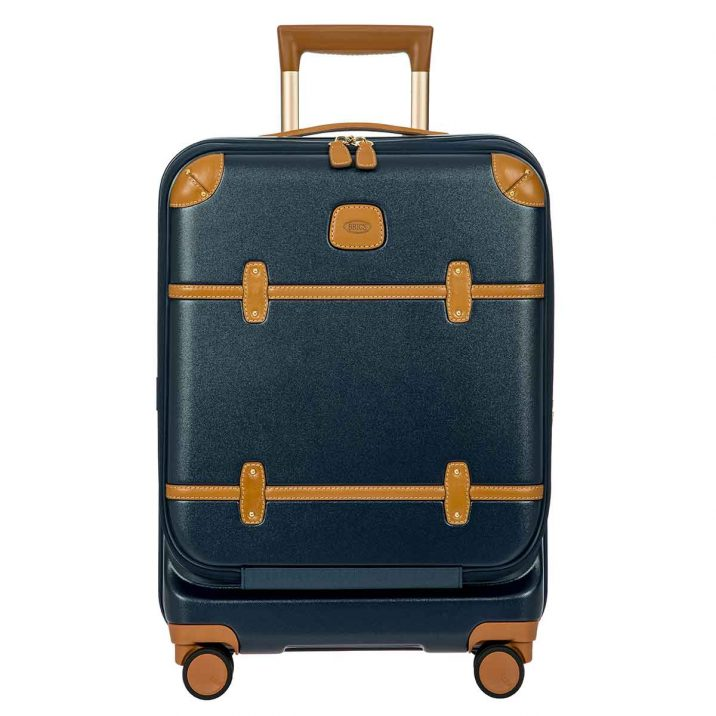 "Bellagio 21"" Pocket Spinner Trunk"