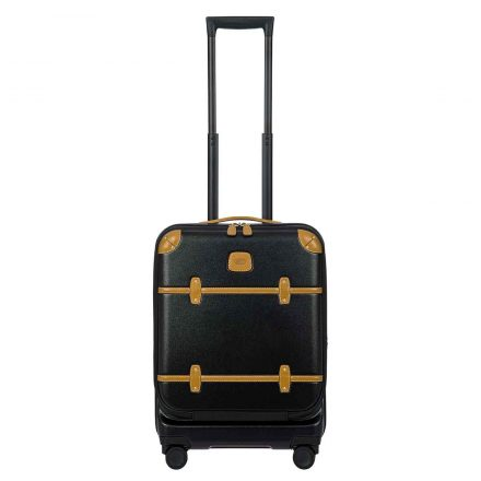 "Bellagio 21"" Pocket Spinner Trunk - Black"