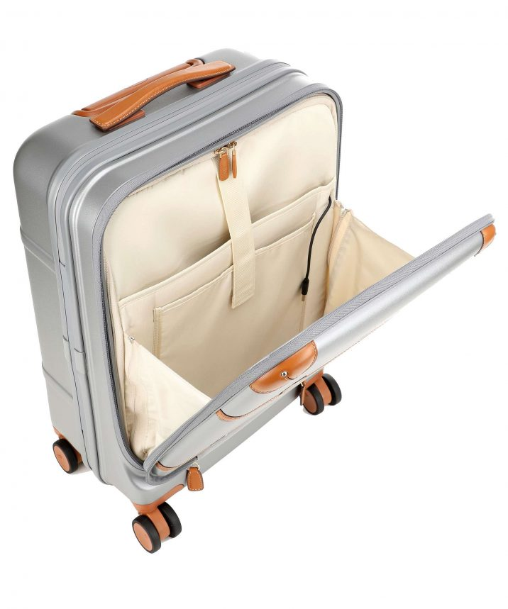 "BELLAGIO 21"" POCKET SPINNER TRUNK - SILVER"
