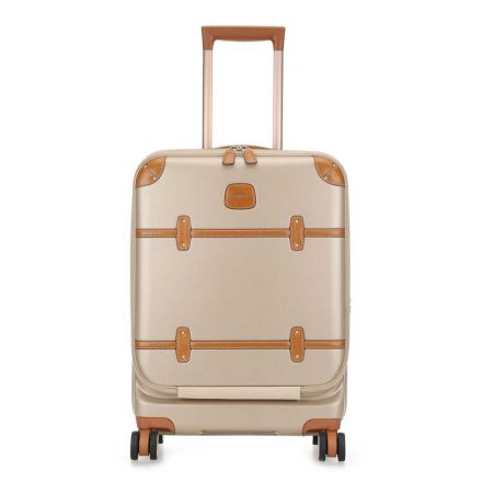 "BELLAGIO 21"" POCKET SPINNER TRUNK - GOLD"